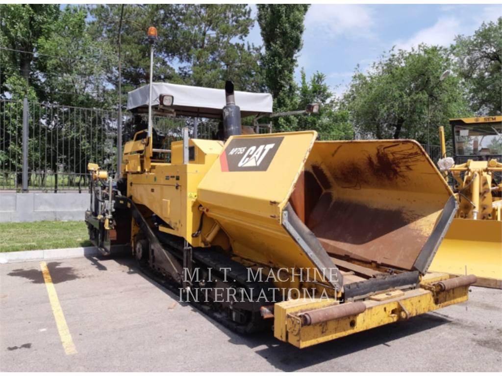 Caterpillar AP-755, Strassenfertiger, Bau-Und Bergbauausrüstung