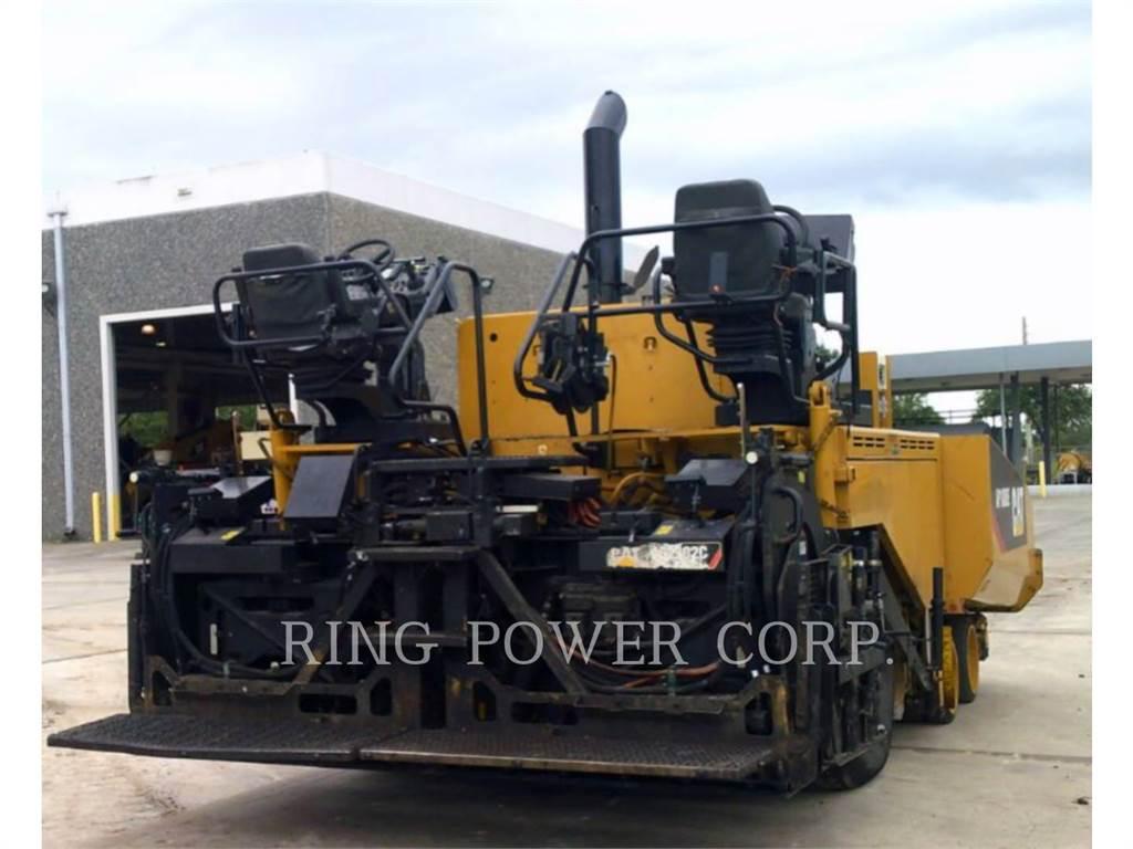 Caterpillar AP1000E, estabilizadores / recuperadores de caminos, Construcción