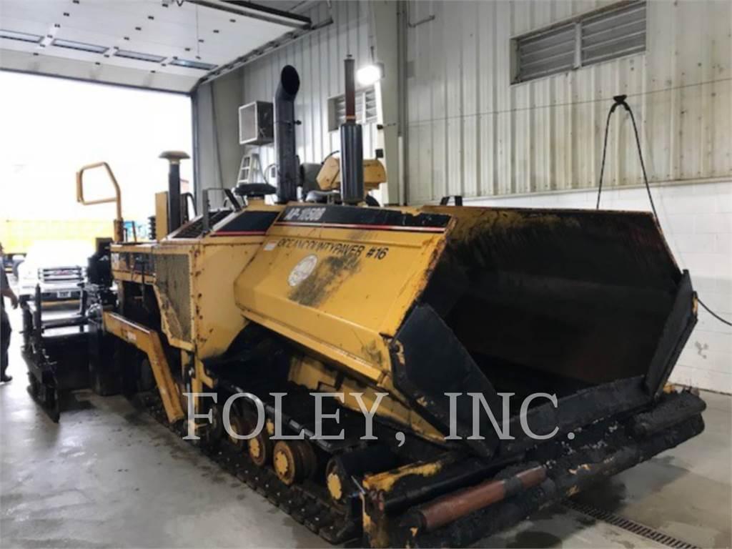 Caterpillar AP1050B, Strassenfertiger, Bau-Und Bergbauausrüstung