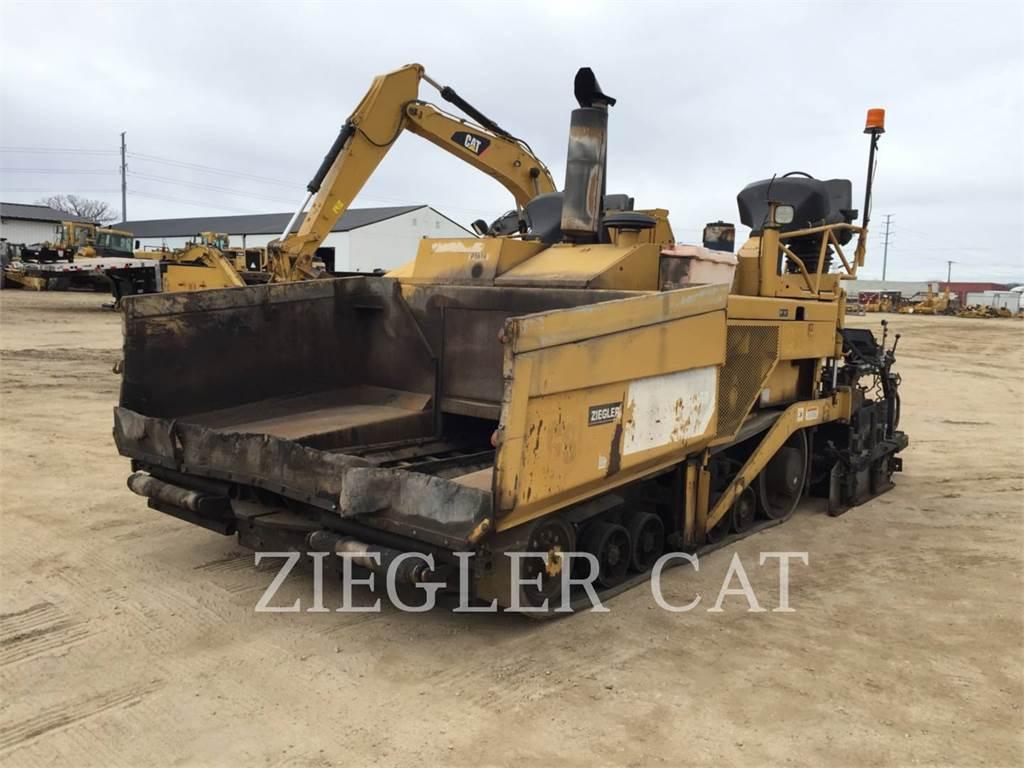 Caterpillar AP1055D, Strassenfertiger, Bau-Und Bergbauausrüstung