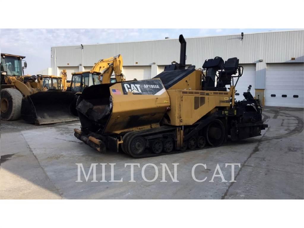 Caterpillar AP1055E, Strassenfertiger, Bau-Und Bergbauausrüstung