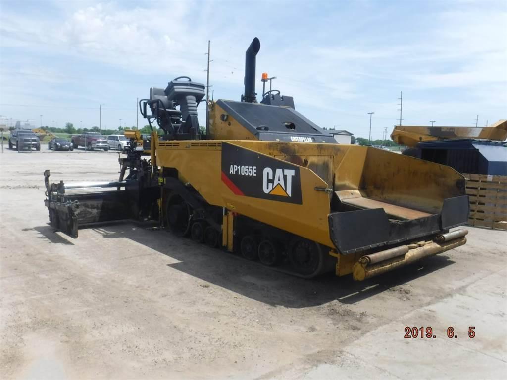 Caterpillar AP1055E, Finitrici, Attrezzature Da Costruzione