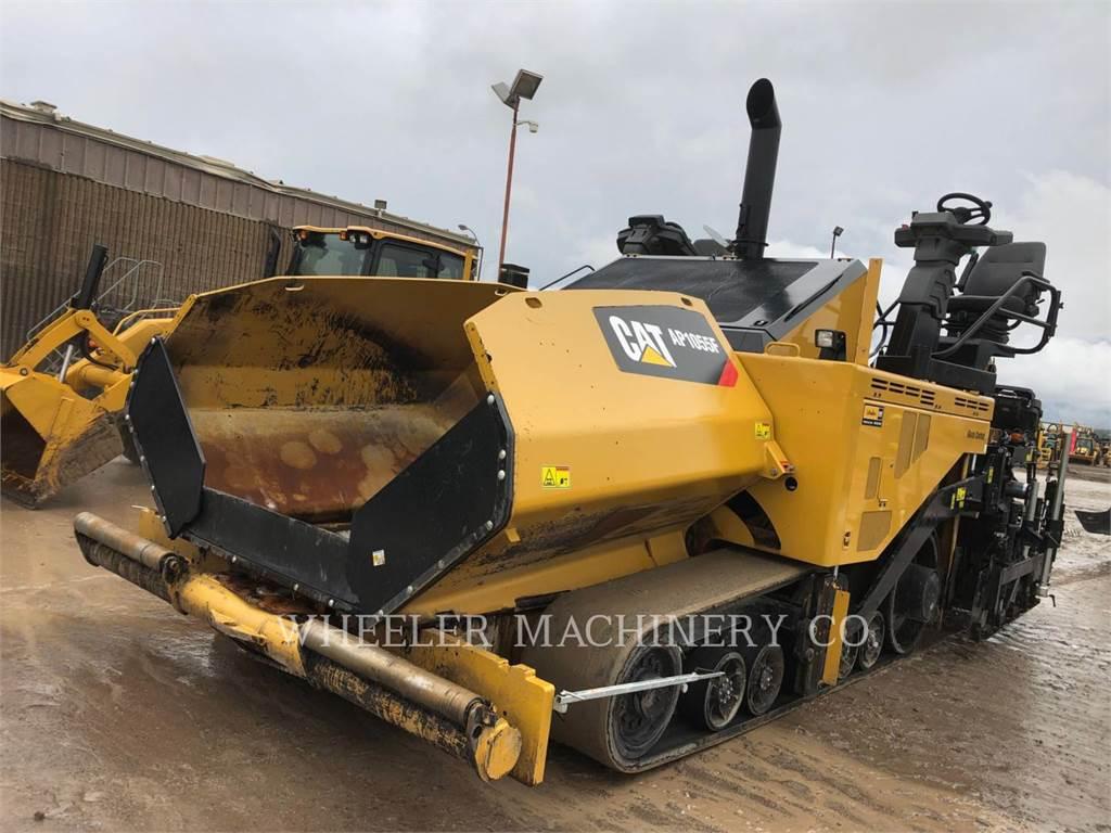 Caterpillar AP1055F GS, Pavatoare asfalt, Constructii