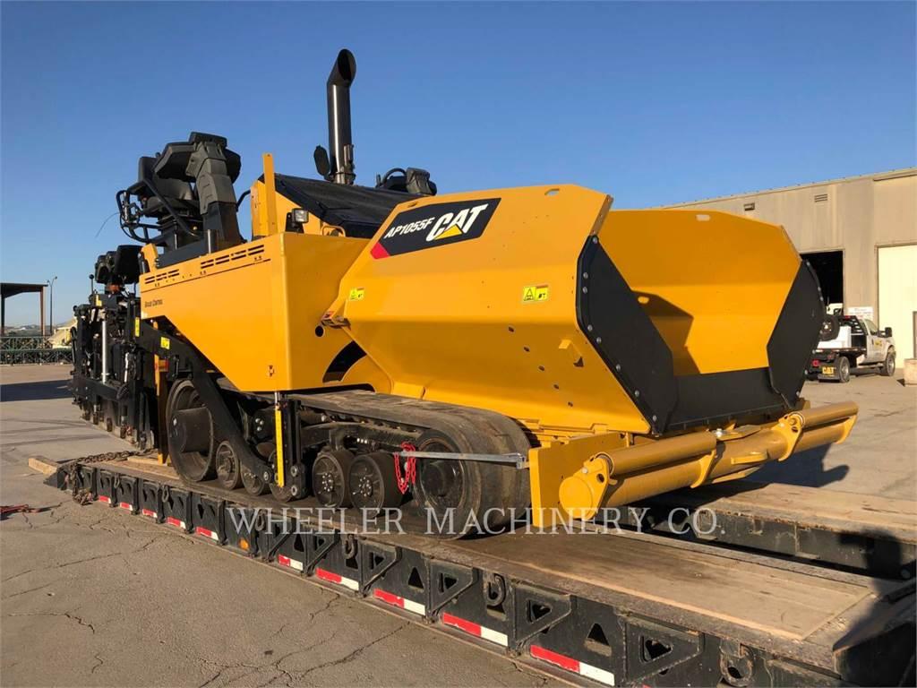 Caterpillar AP1055F GS, Strassenfertiger, Bau-Und Bergbauausrüstung
