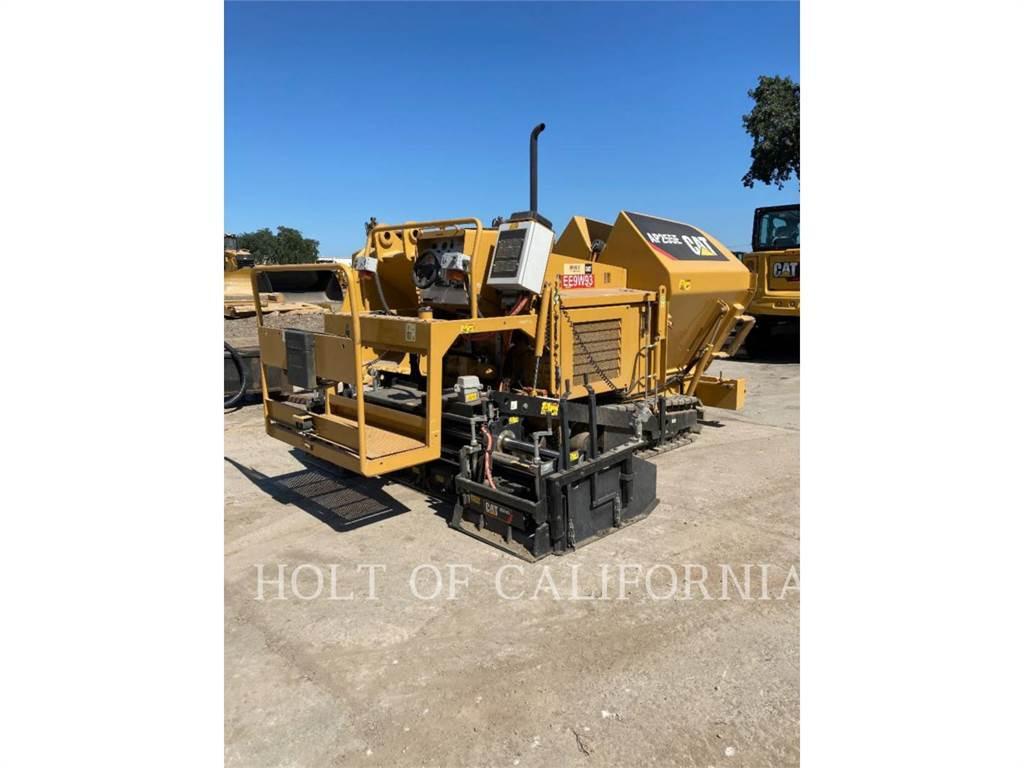 Caterpillar AP255EQ, Asphalt pavers, Construction