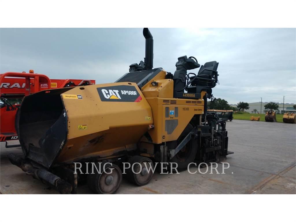 Caterpillar AP500F, stabilisierer/recycler, Bau-Und Bergbauausrüstung