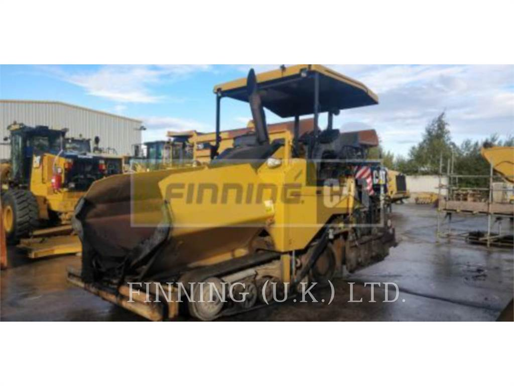 Caterpillar AP555E, Strassenfertiger, Bau-Und Bergbauausrüstung