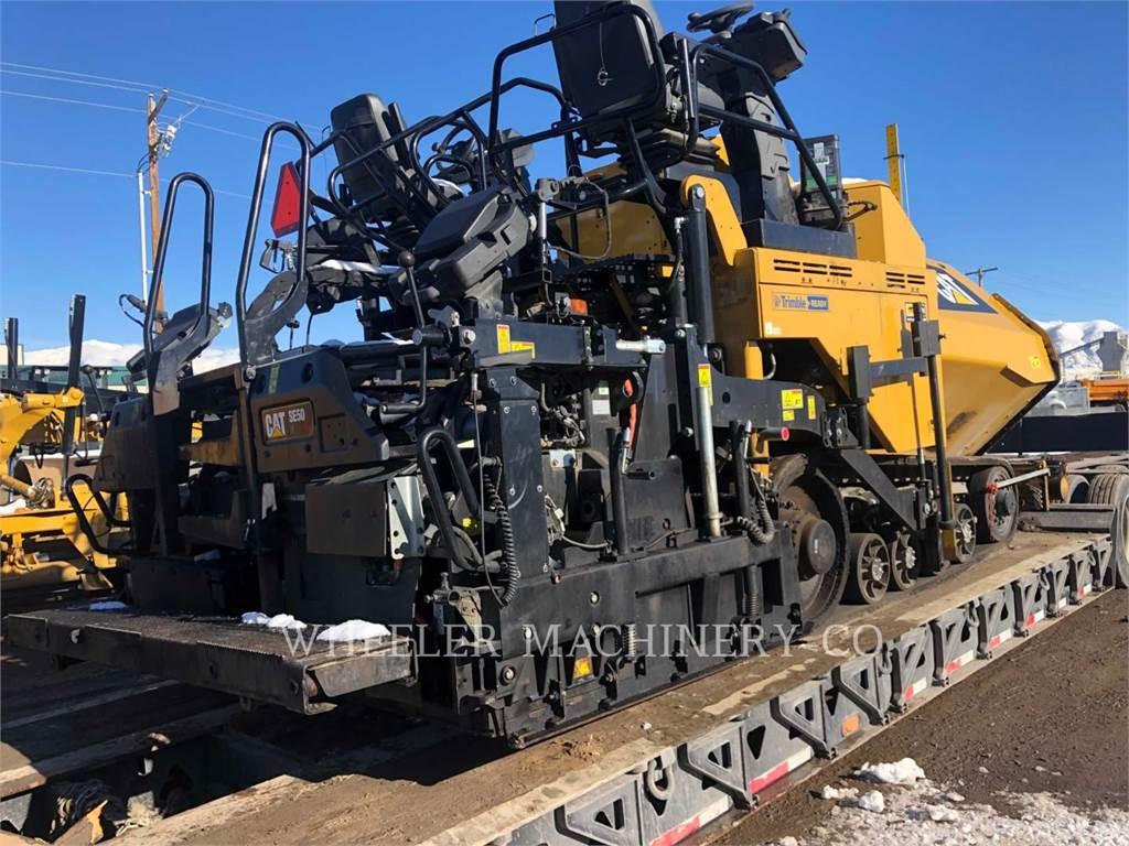 Caterpillar AP555F, Strassenfertiger, Bau-Und Bergbauausrüstung