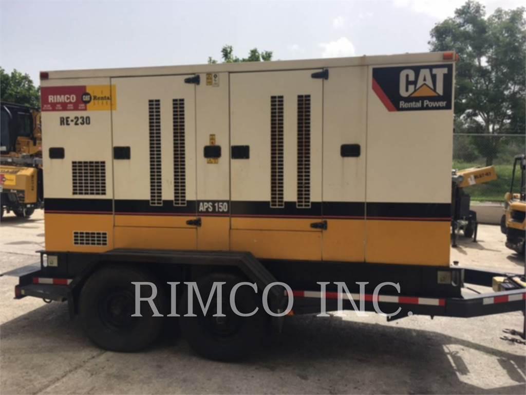 Caterpillar APS150, mobile generator sets, Construction