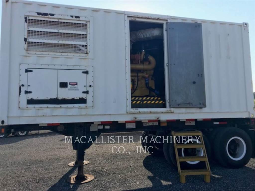 Caterpillar APS550, ruchome zestawy generatorów, Sprzęt budowlany