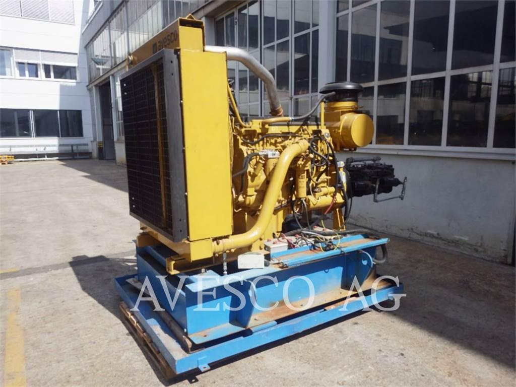 Caterpillar C11 INDM, Промышленные двигатели, Строительное