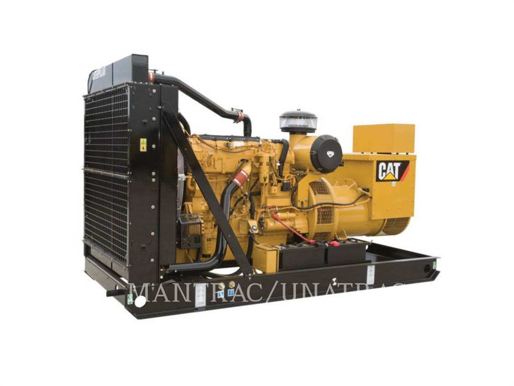 Caterpillar C13, Stationary Generator Sets, Construction
