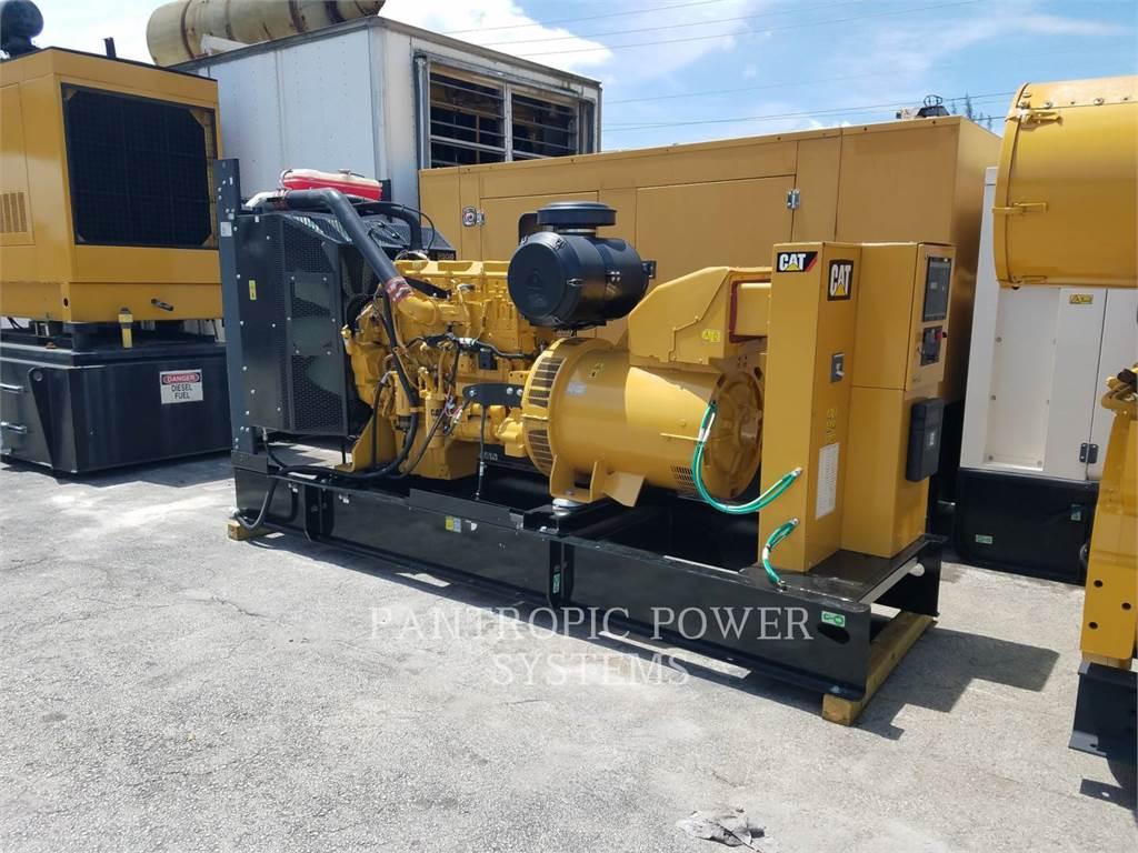 Caterpillar C13, Groupes électrogènes Stationnaires, Équipement De Construction