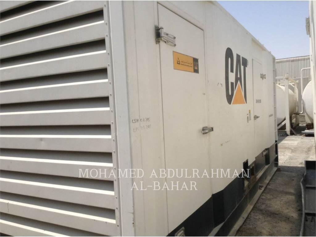 Caterpillar C15、租赁发电机组、建筑设备