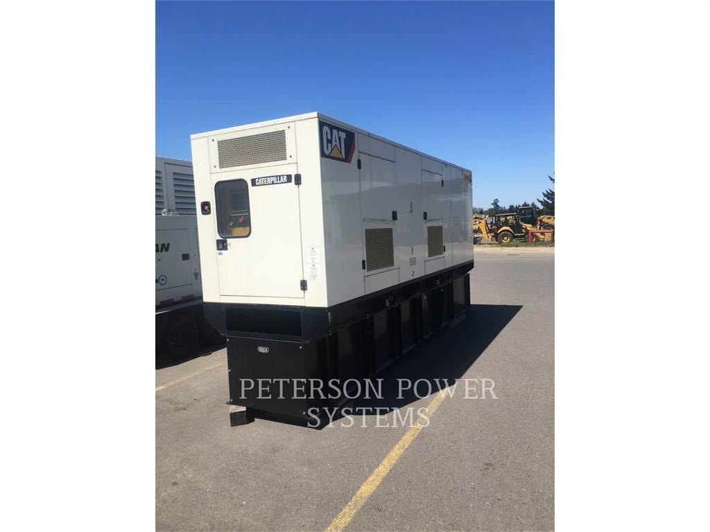 Caterpillar C15, Stationaire Generatorsets, Bouw
