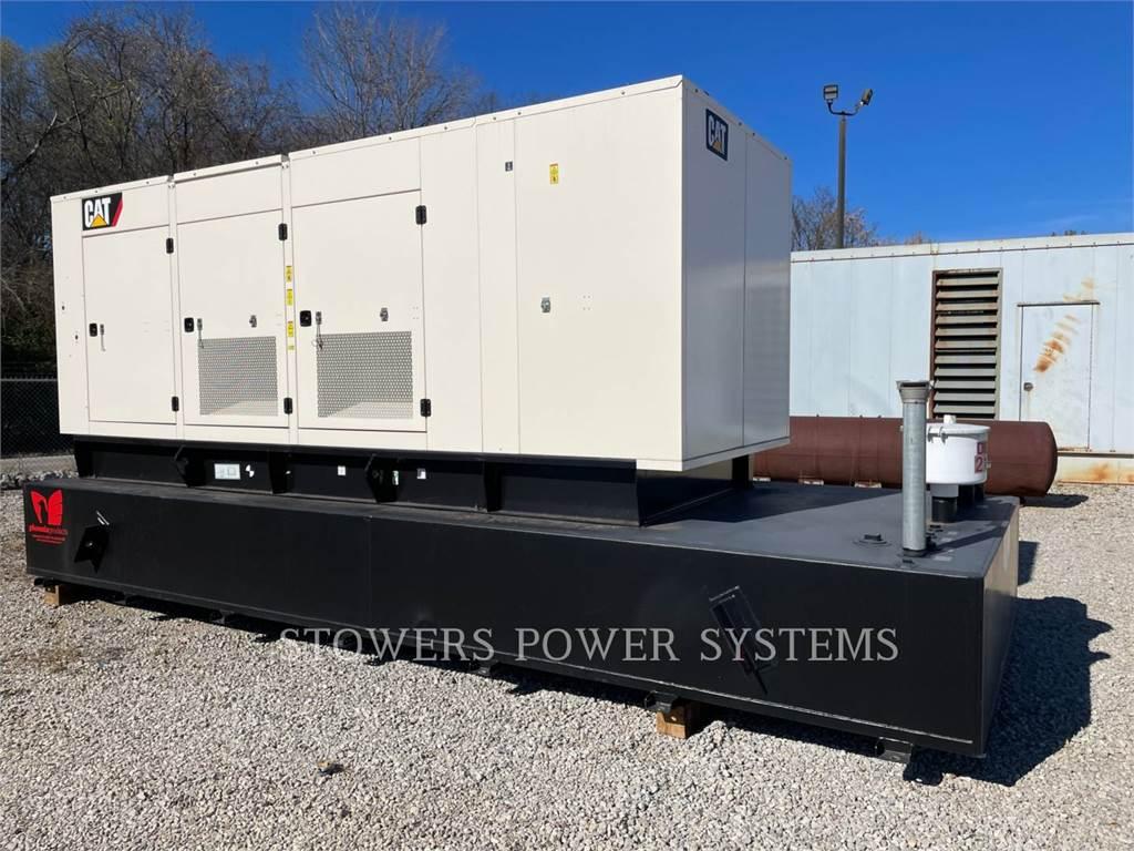 Caterpillar C15, Seturi de Generatoare Diesel, Constructii