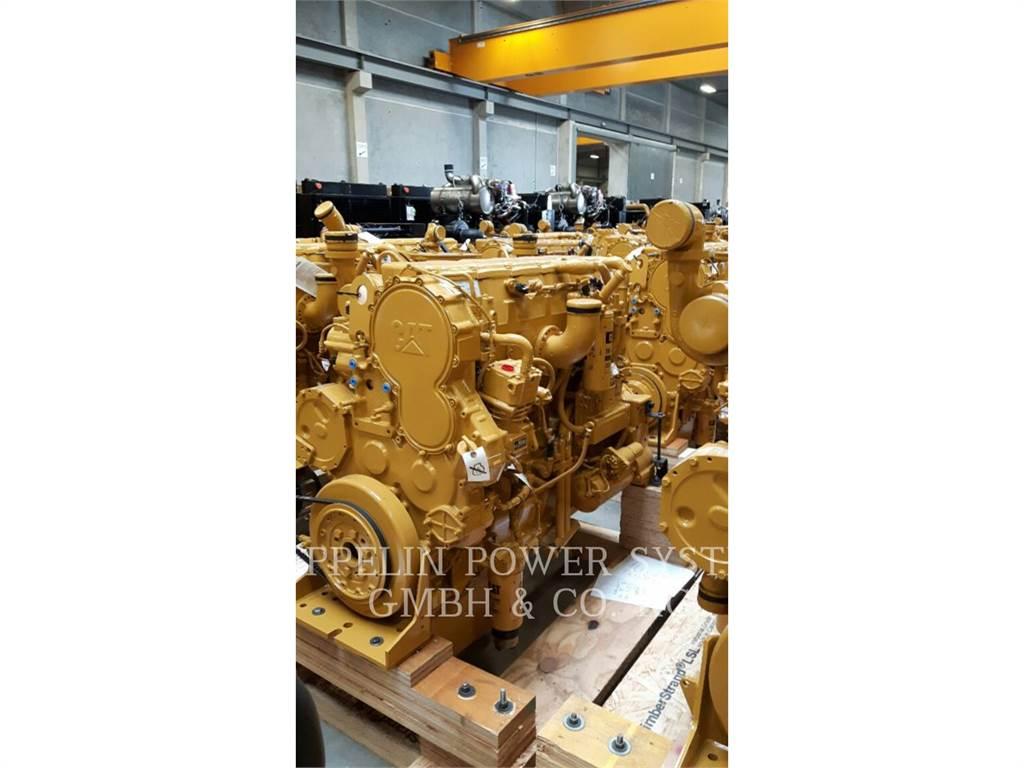 Caterpillar C18, Промышленные двигатели, Строительное