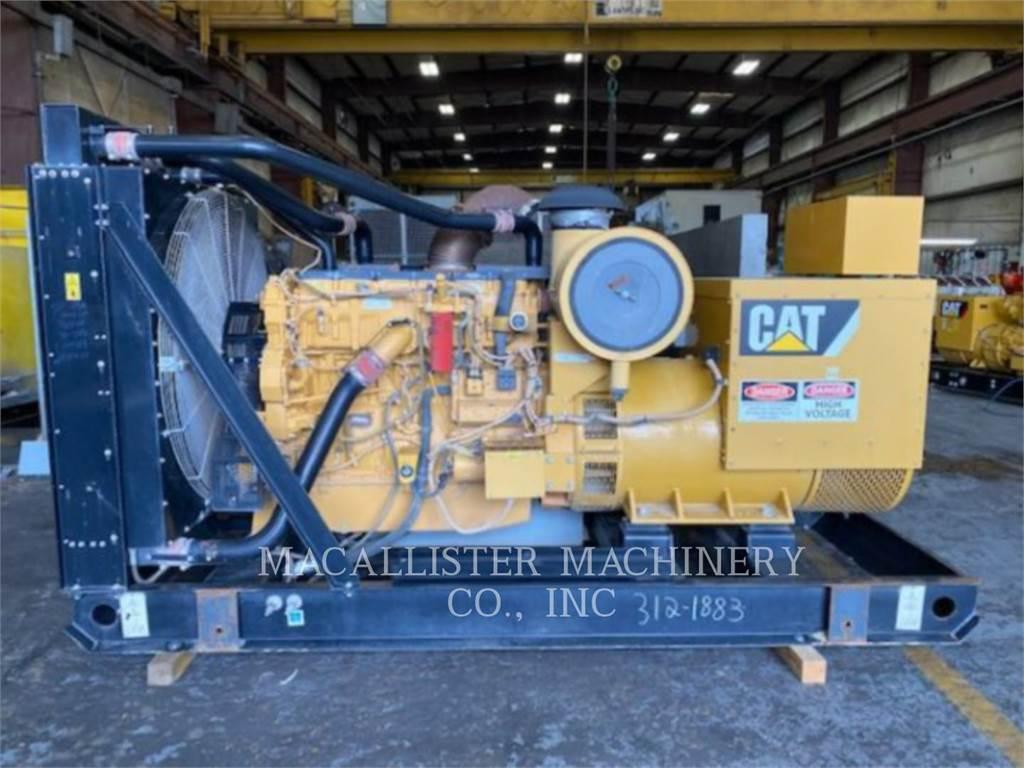 Caterpillar C18, Seturi de Generatoare Diesel, Constructii