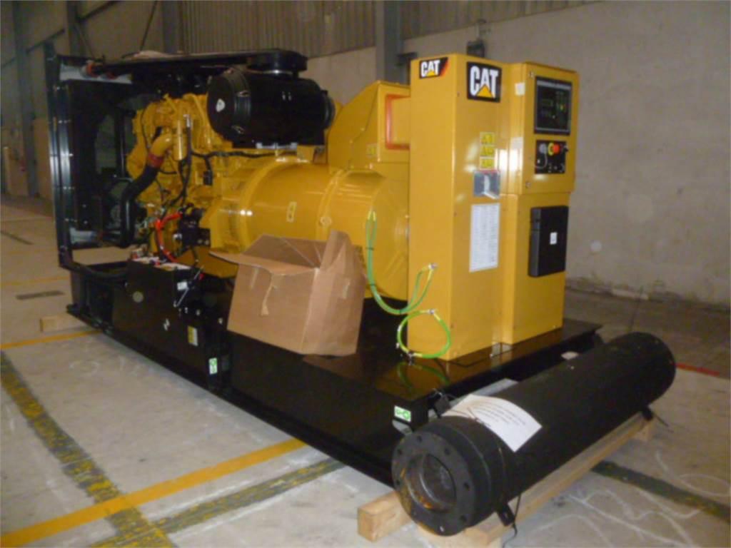Caterpillar C18 ACERT, ruchome zestawy generatorów, Sprzęt budowlany