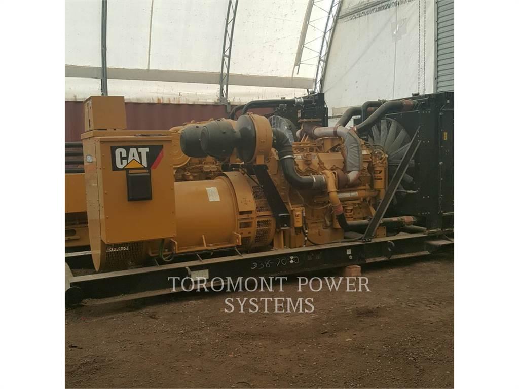 Caterpillar C27、柴油发电机组、建筑设备