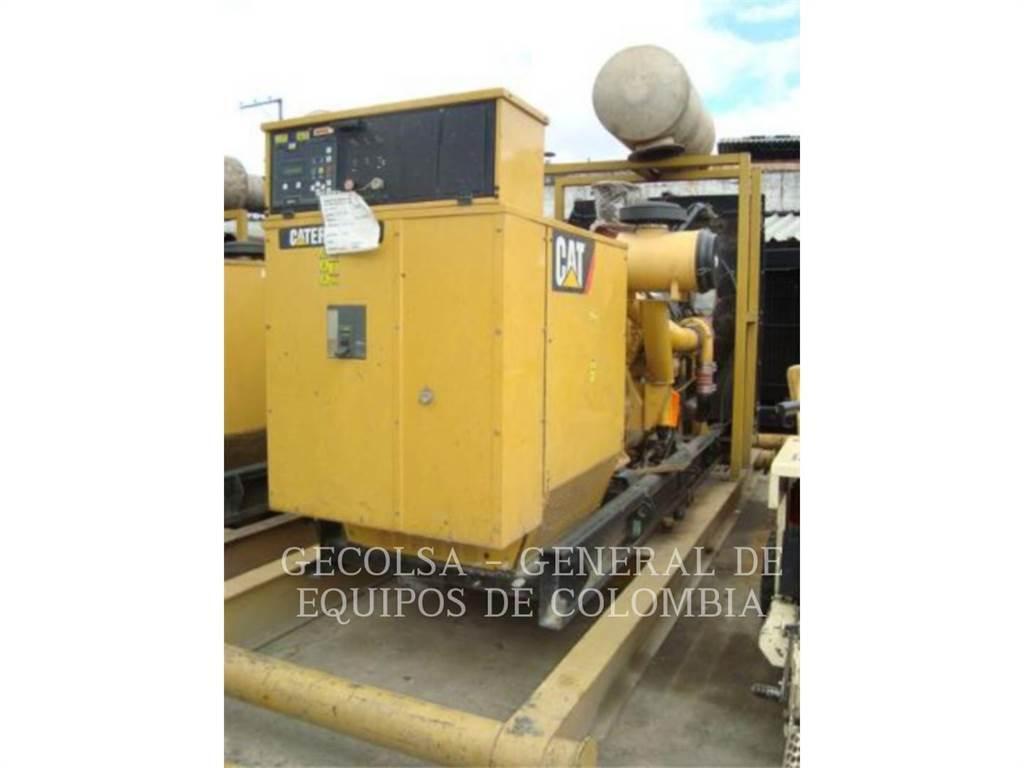 Caterpillar C27 PKGG, mobile generator sets, Construction