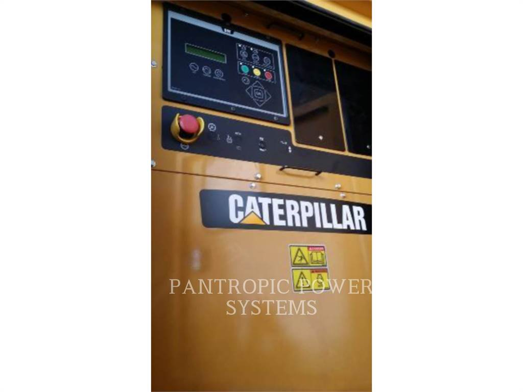 Caterpillar C32, Stationary Generator Sets, Construction