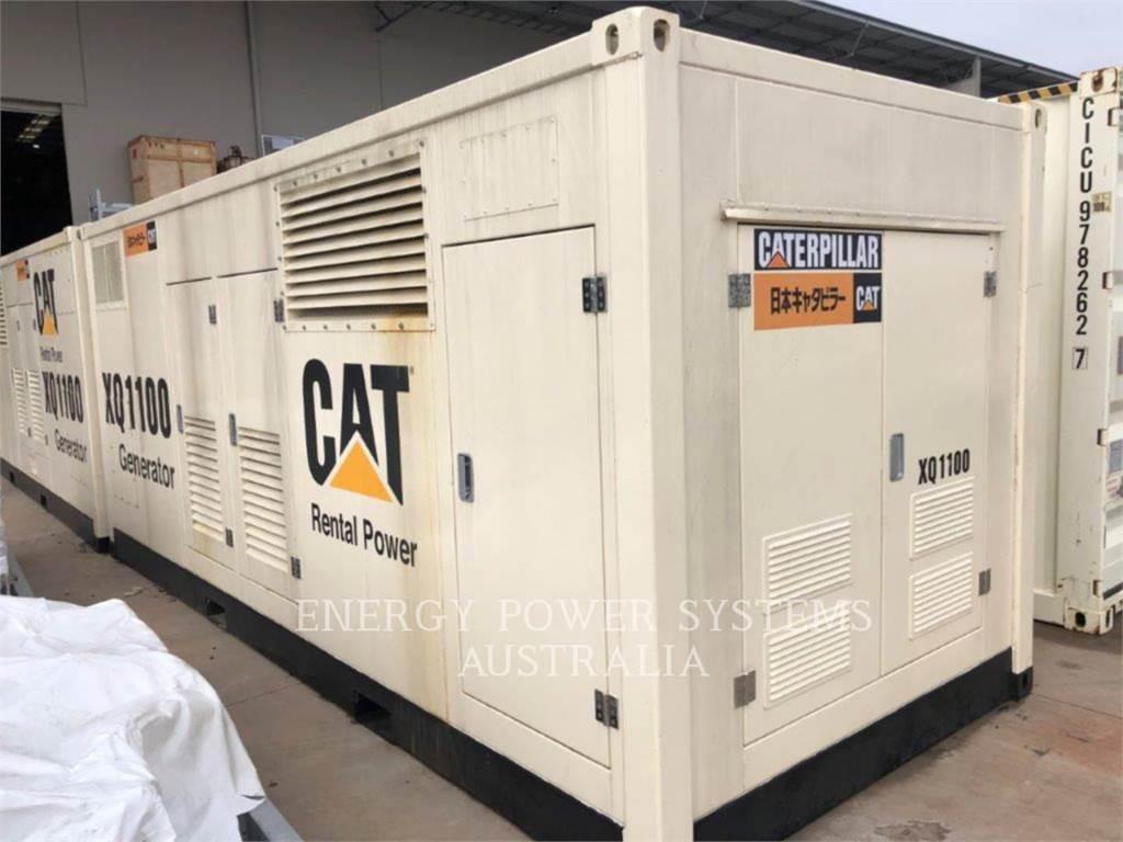 Caterpillar C32, mobile generator sets, Construction