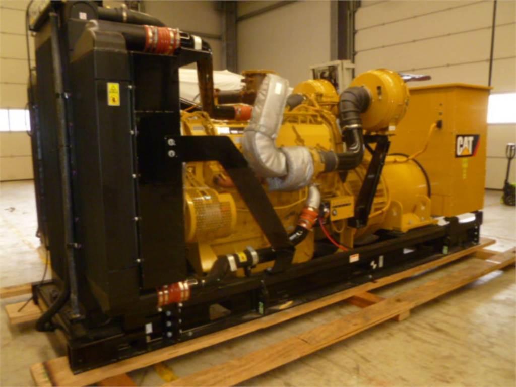 Caterpillar C32 ACERT, Stationary Generator Sets, Construction