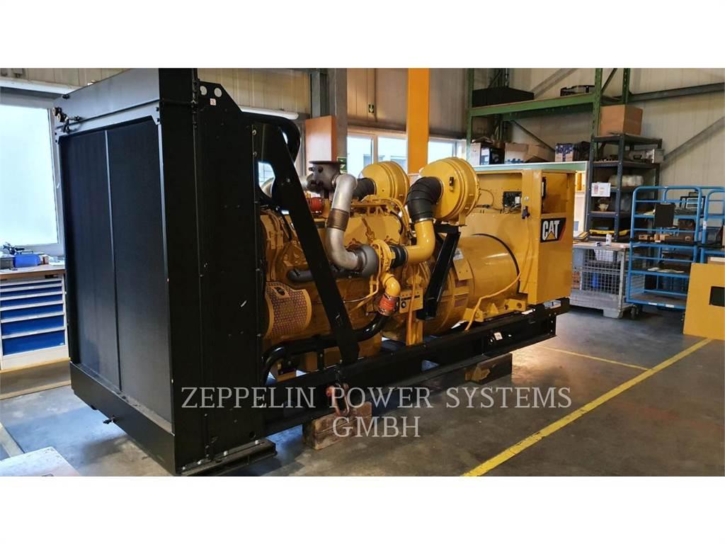 Caterpillar C32 GENSET, Groupes électrogènes Stationnaires, Équipement De Construction