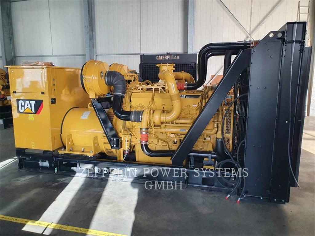 Caterpillar C32 GENSET ENGINE、柴油发电机组、建筑设备
