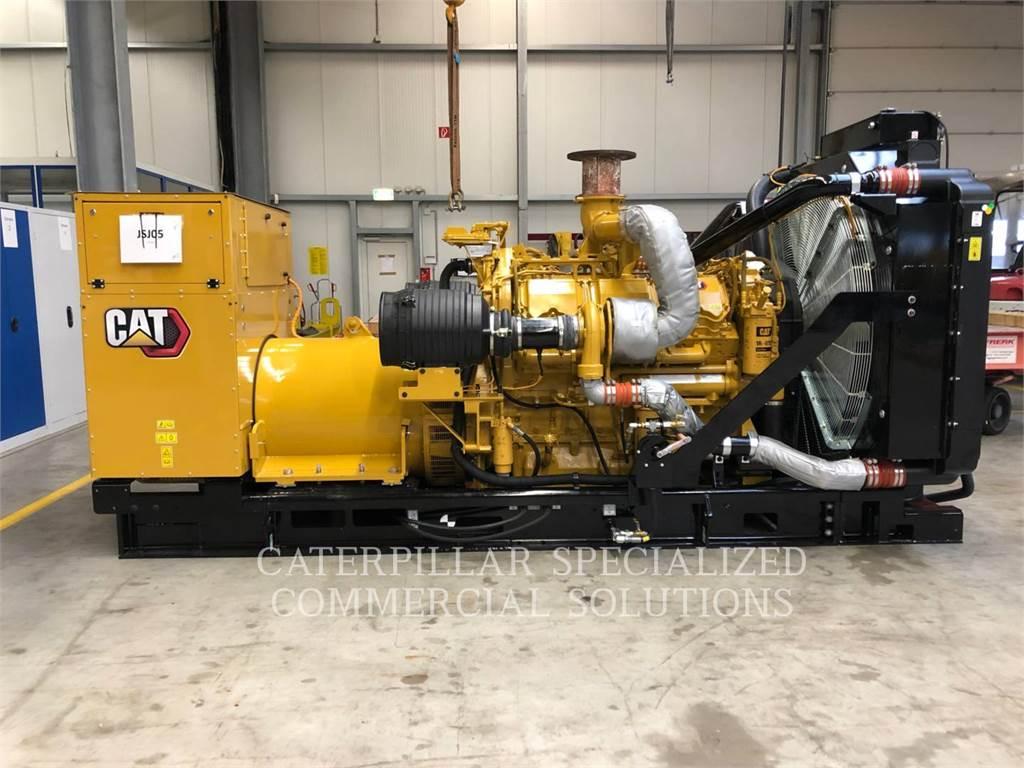 Caterpillar C32ACERT, Stationary Generator Sets, Construction