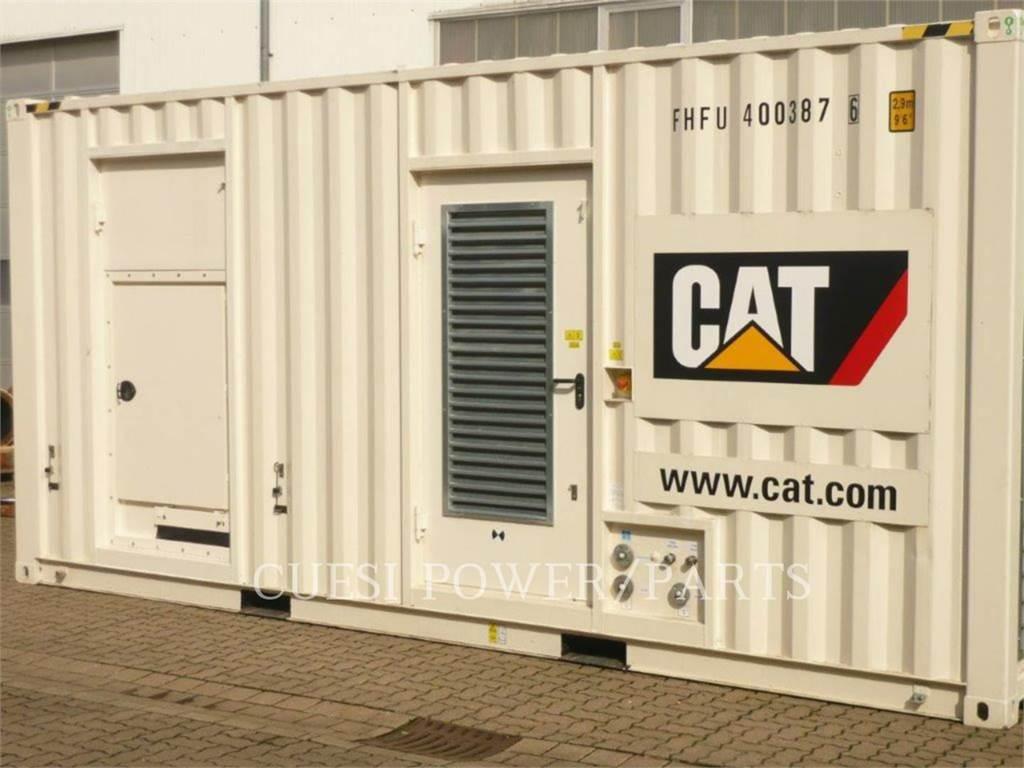 Caterpillar C32ACERT ATAAC, mobile generator sets, Construction