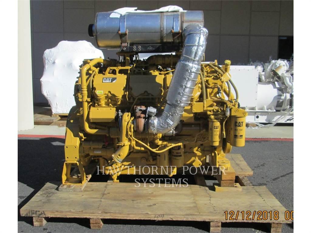 Caterpillar C32IND4FG, Industrial engines, Construction