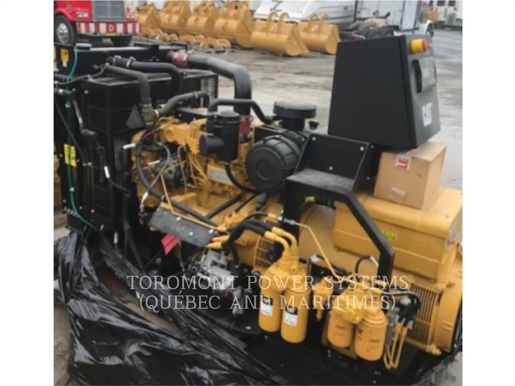 Caterpillar C4.4_95KW_440V, Marine Propulsion / Auxiliary Engines, Construction