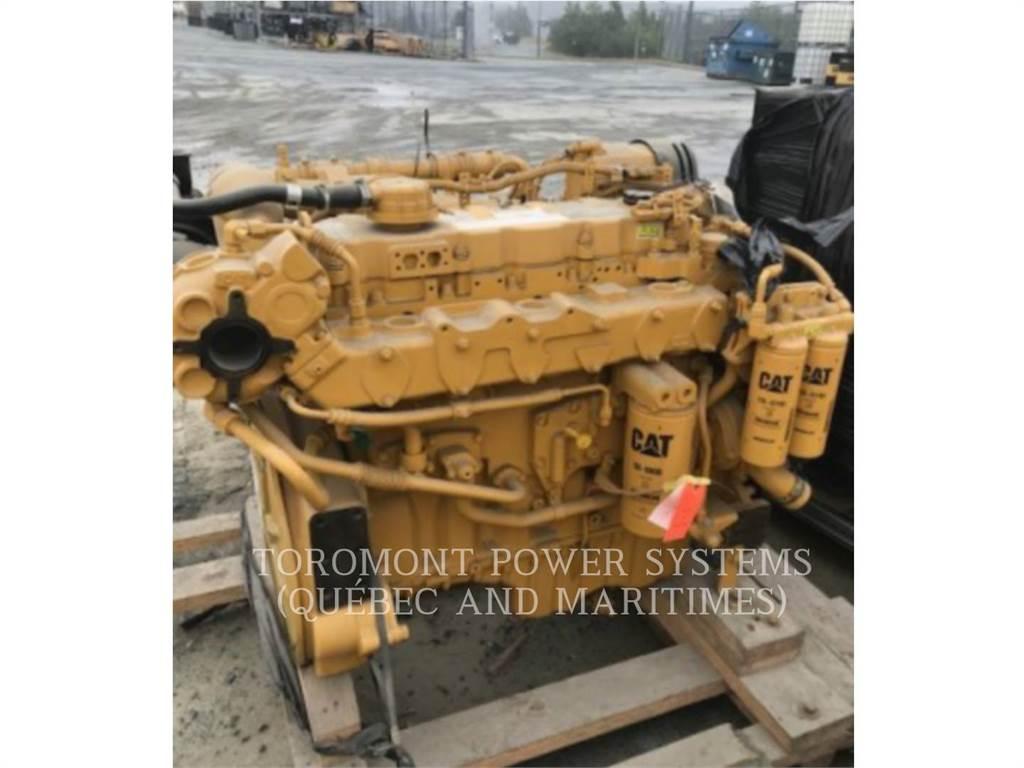 Caterpillar C9.3, Marine Propulsion / Auxiliary Engines, Construction