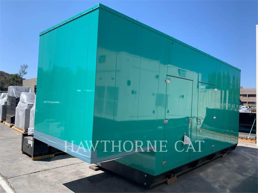 Caterpillar C9 D250, Stationäre Stromaggregate, Bau-Und Bergbauausrüstung
