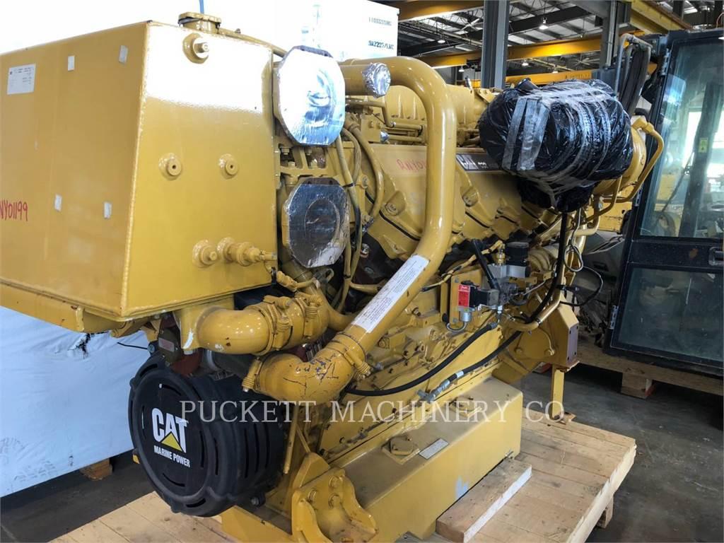 Caterpillar CAT C32 MARINE PROPULSION ENGINE, marítimo- auxiliar, Equipamentos Construção