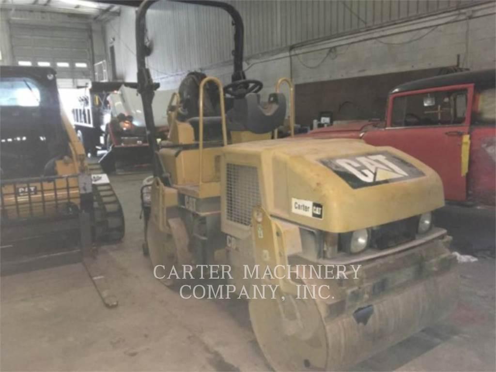 Caterpillar CB-224E, Tandemwalzen, Bau-Und Bergbauausrüstung
