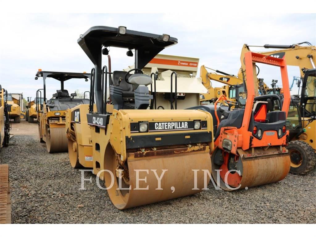 Caterpillar CB-434D, Soil Compactors, Construction