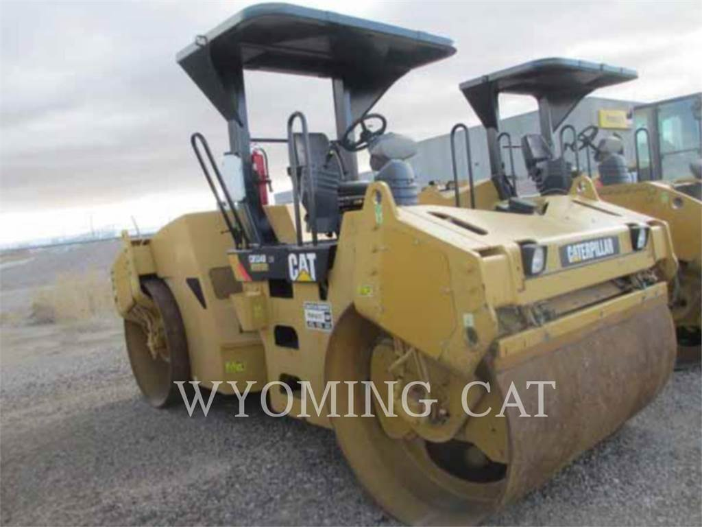 Caterpillar CB-534D XW, Waste Compactors, Construction