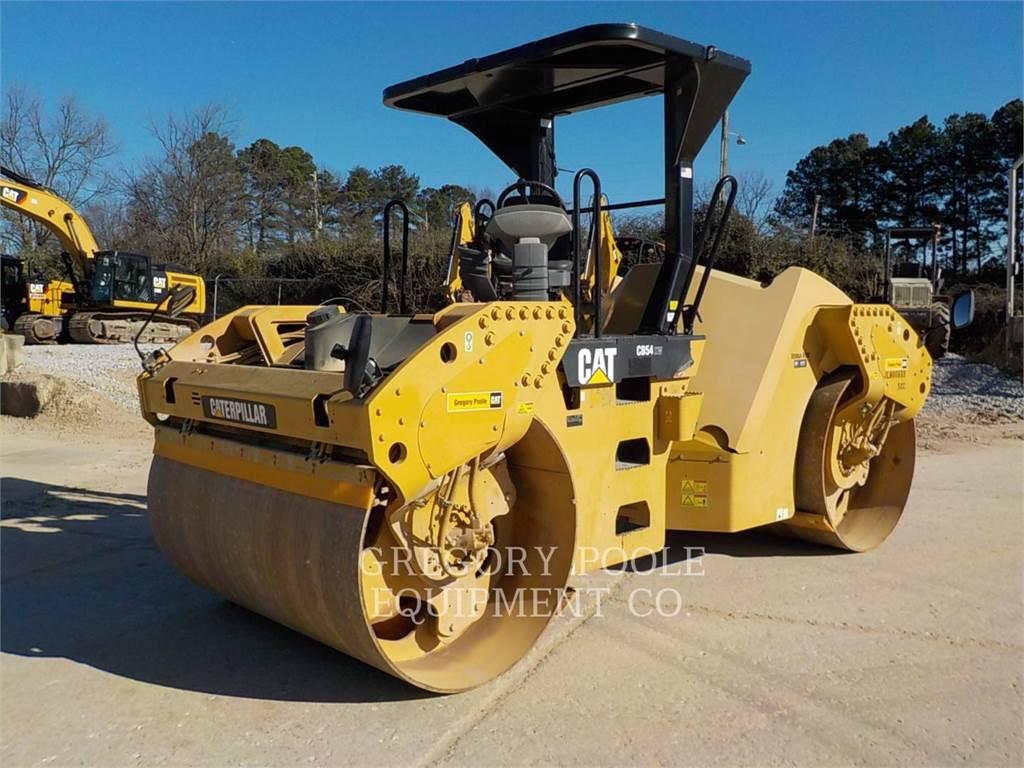Caterpillar CB-54, Tandemwalzen, Bau-Und Bergbauausrüstung