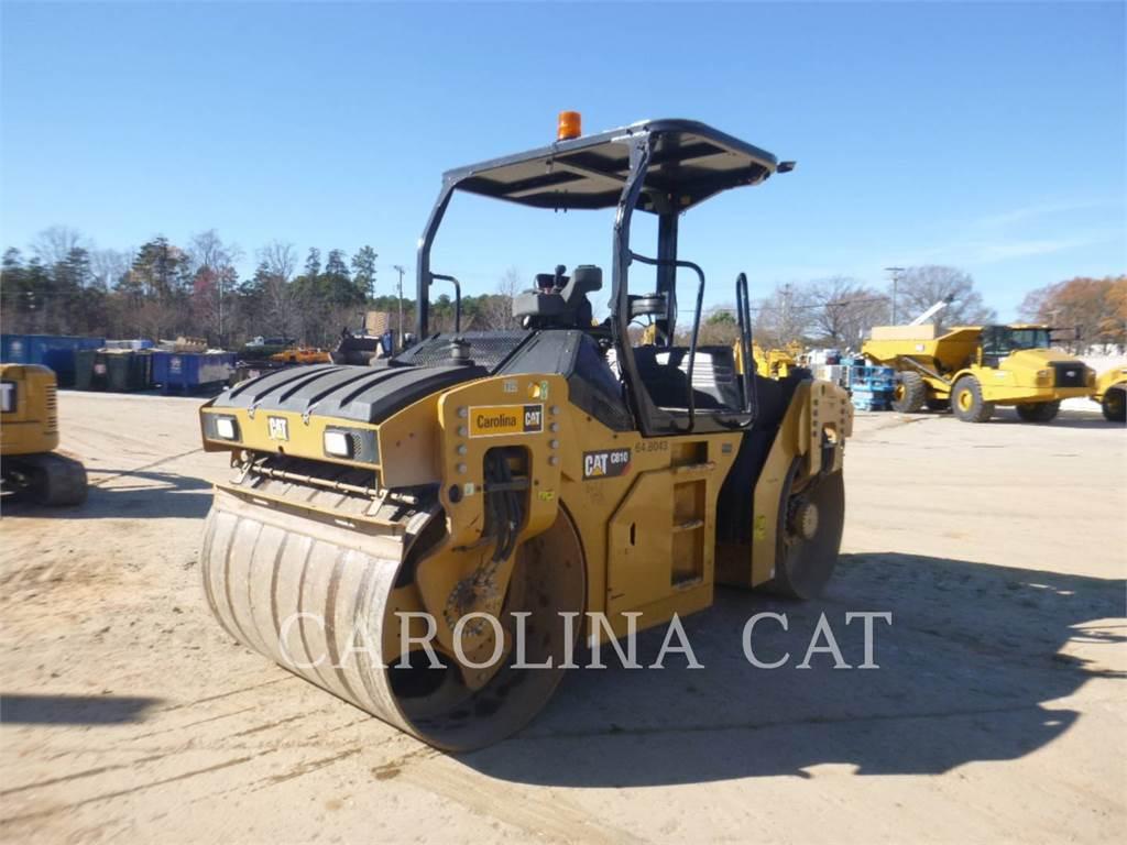 Caterpillar CB10, Verdichter, Bau-Und Bergbauausrüstung