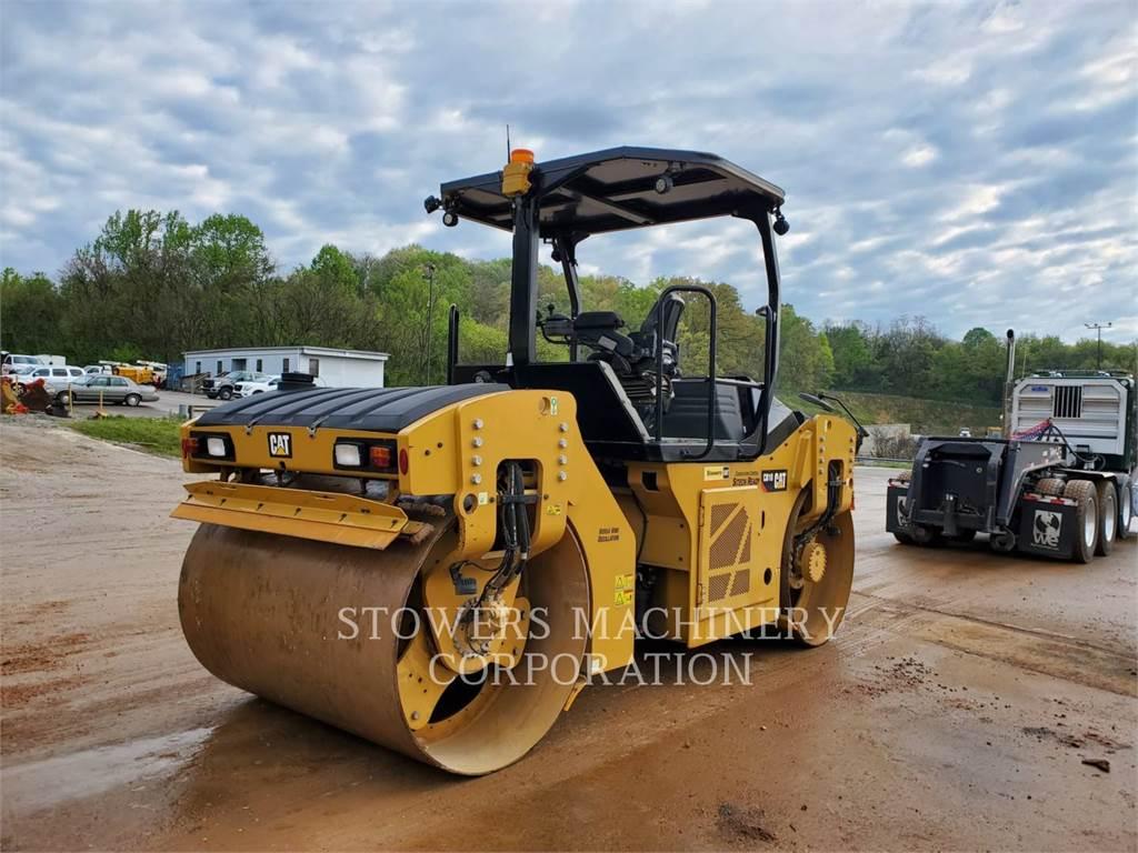 Caterpillar CB10、土壤压实机、建筑设备