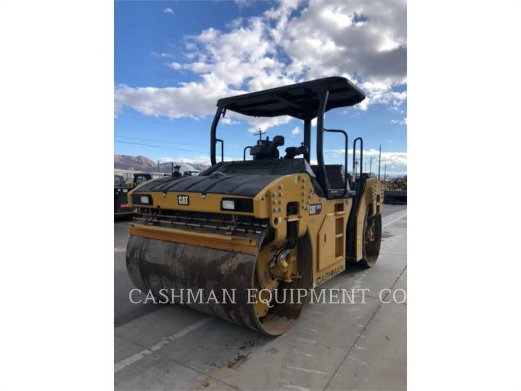 Caterpillar CB13, Pulverizadores de betume, Equipamentos Construção