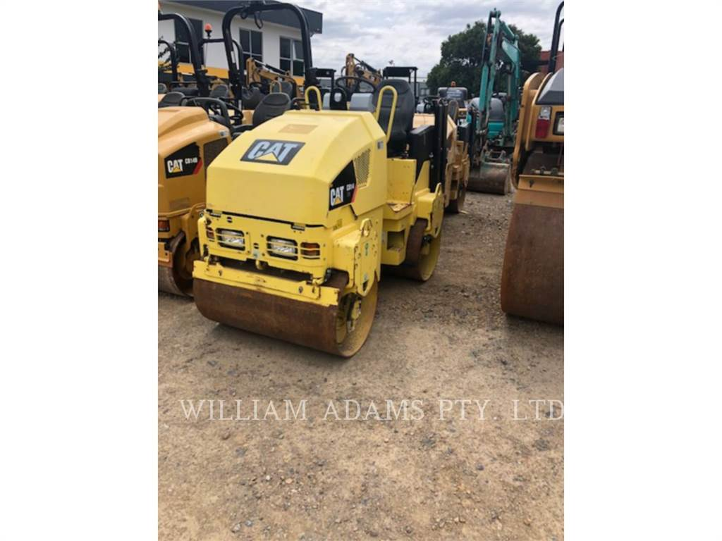 Caterpillar CB14, Compactors, Construction