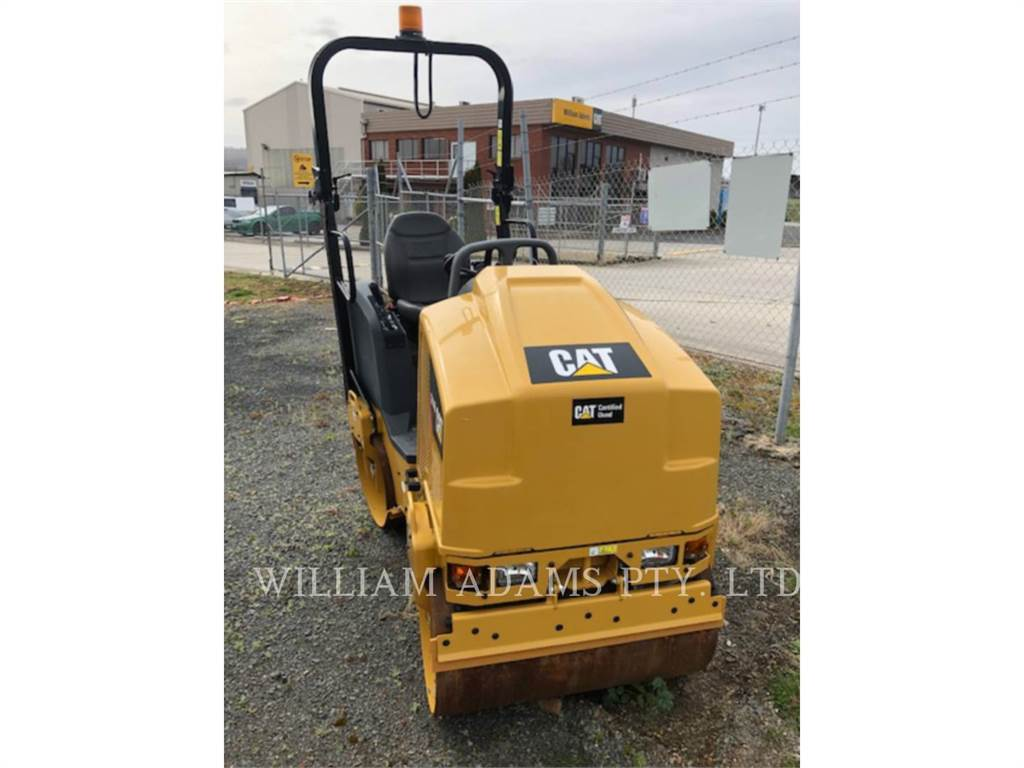 Caterpillar CB14, Compactors, Construction