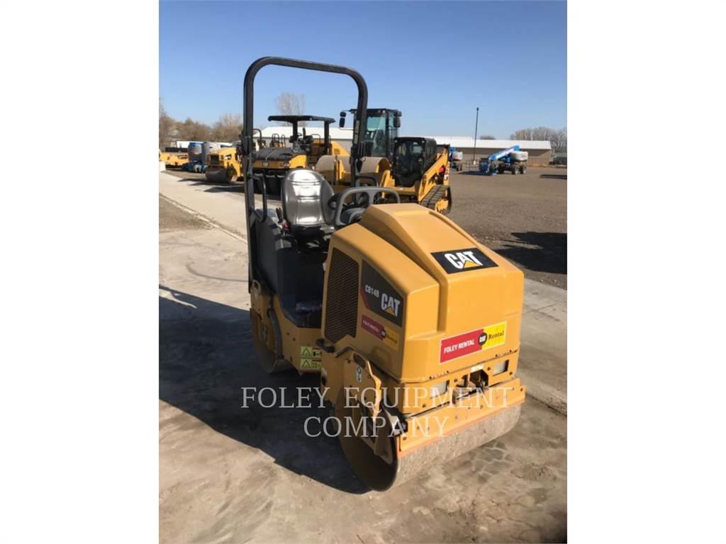 Caterpillar CB14B, Compactors, Construction