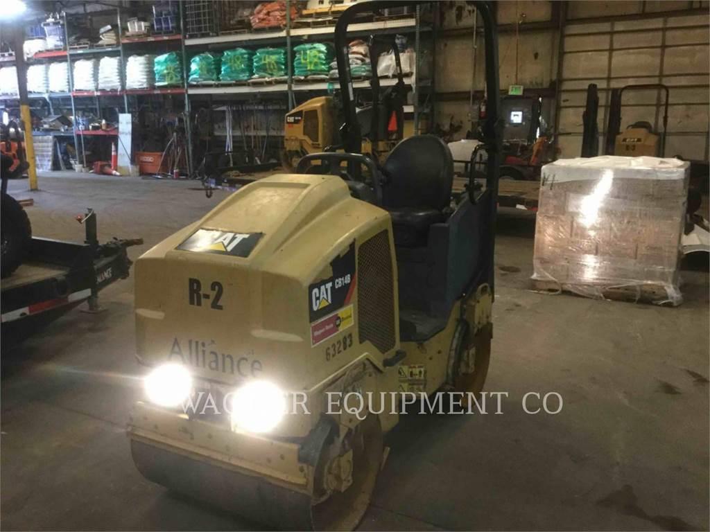 Caterpillar CB14B, Verdichter, Bau-Und Bergbauausrüstung
