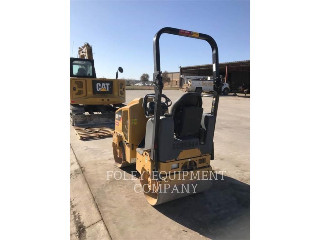 Caterpillar CB14B, Compactadores, Equipamentos Construção