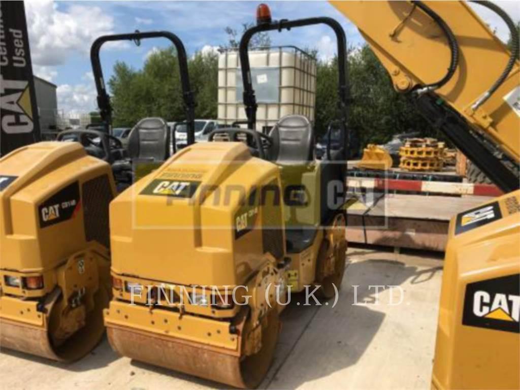 Caterpillar CB14B DCA3, Compactors, Construction